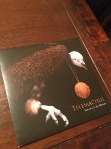 Telemachus ft. Roc Marciano - Scarecrows Front Cover