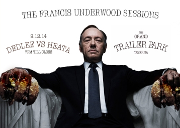 Francis underwood Sessions FINAL INSTAGRAM